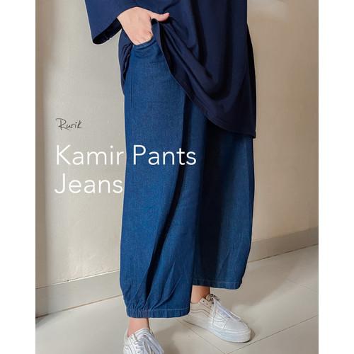 Foto Produk Kamir Pants Jeans dari Official_Rurik