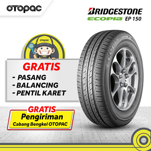 Foto Produk Ban Mobil Avanza / Xenia 185/70 R14 Bridgestone Ecopia EP 150 dari OTOPAC Indonesia