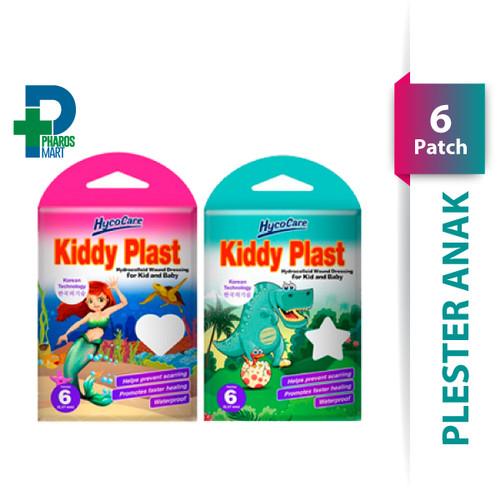 Foto Produk Hycocare Kiddy Plast Boy & Girl (@6 Plester/Pack) - Plester Luka Anak - Boy dari Pharos Official Store