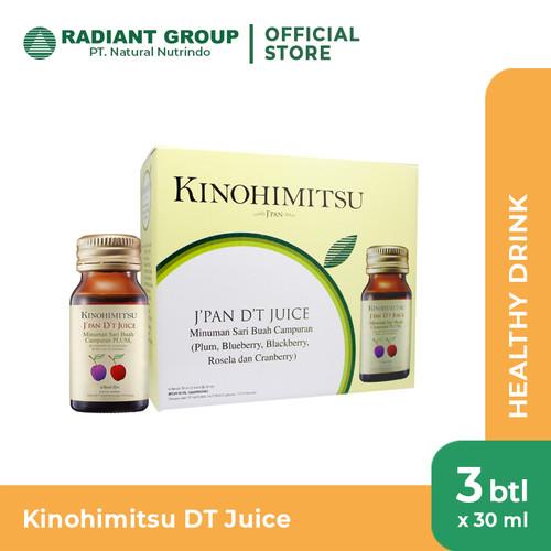 Foto Produk Kinohimitsu J'pan D't Juice Plum (3btl) dari Natural Nutrindo