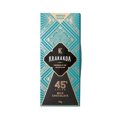 Foto Produk Arenga 45% Milk Chocolate dari Krakakoa Official
