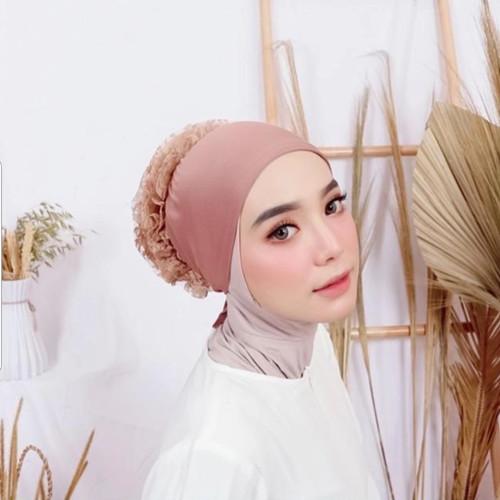 Foto Produk INNER CIPUT TURKI BROKAT - Moka dari Peony & Rose
