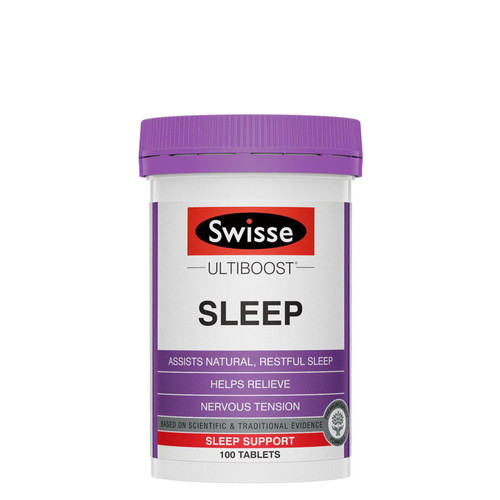 Foto Produk Swisse Ultiboost Sleep 100 tablets dari Health Gallery Forrester