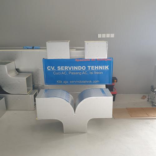 Foto Produk Jual Ducting PU Malag   Fabrikasi Ducting   Tukang AC Ducting Malang. dari Servindo Elektronik