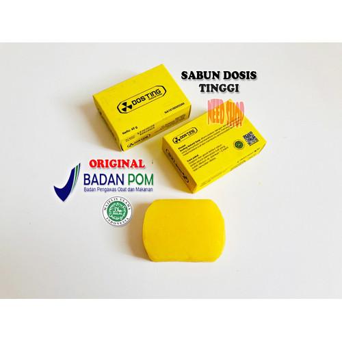 Foto Produk SABUN DOSTING NATURAL SOAP 60 GRAM ORIGINAL BPOM dari NEED SHOP