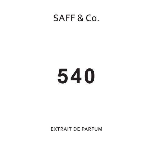 Foto Produk SAFF & Co. Extrait de Parfum - 540 dari SAFF & Co