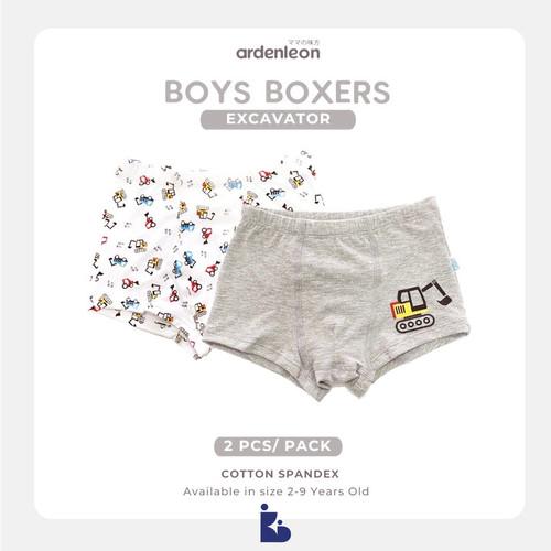 Foto Produk Ardenleon Boxer Boys Excavator - M dari kiddobabystore