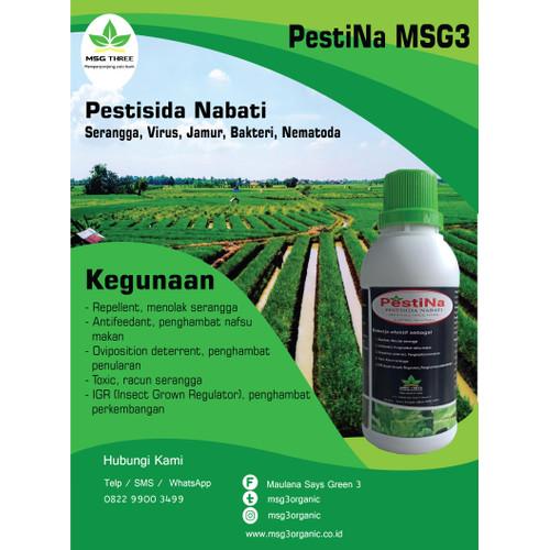 Foto Produk Pestisida Organik Terampuh dari maulana says green