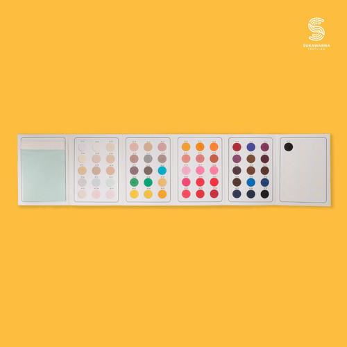 Foto Produk Katalog Variasi Kain (Variasi Warna/Colorways) Untuk Reseller/Sales - 40s POPLIN dari SUKAWARNA TEXTILE
