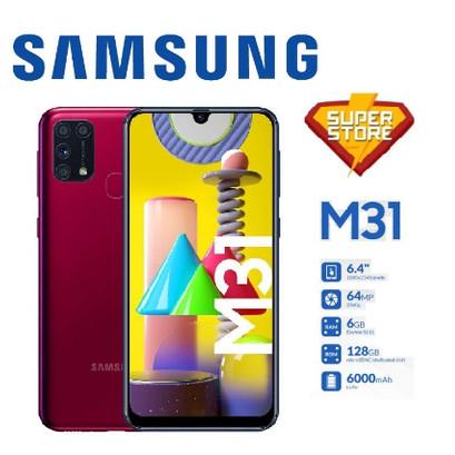 Foto Produk Samsung Galaxy M31 Ram 6/128GB - Garansi Resmi - Hitam dari Super Store