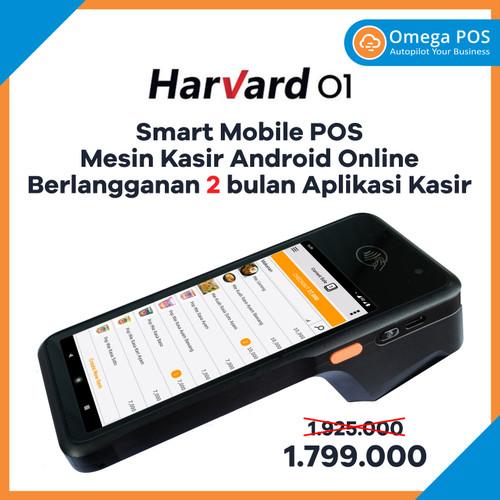Foto Produk Mesin Kasir Android Portable Advan Harvard 01 + Aplikasi Kasir Online dari Omegasoft