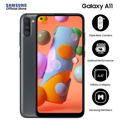 Foto Produk Samsung Galaxy A11 Ram 3/32GB Garansi Resmi SEIN - Putih dari Super Store