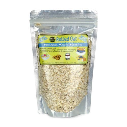 Foto Produk Gogofield Organic Instant Baby Oat /Cereal 200gr dari Marveila & Friends