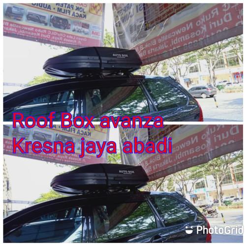 Foto Produk ROOF BOX GRAND NEW AVANZA / ALL NEW AVANZA dari KRESNA CAR ACCESORIES