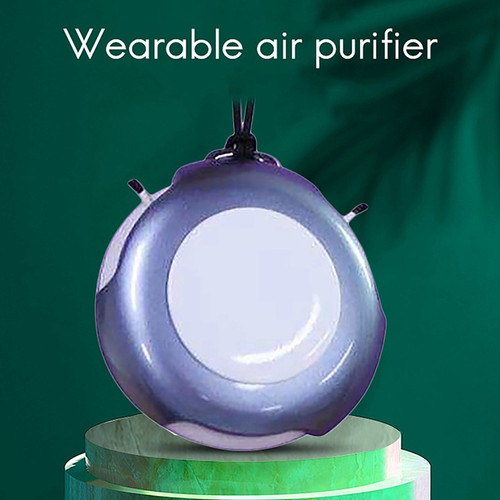 Foto Produk Kalung Air Purifier Anti Virus Covid-19 Model Terbaru 200 juta ion/cm3 dari GNE Product