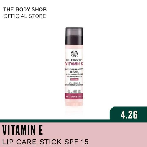 Foto Produk The Body Shop Vitamin E Lip Care Stick SPF15 4.2g dari The Body Shop Indonesia