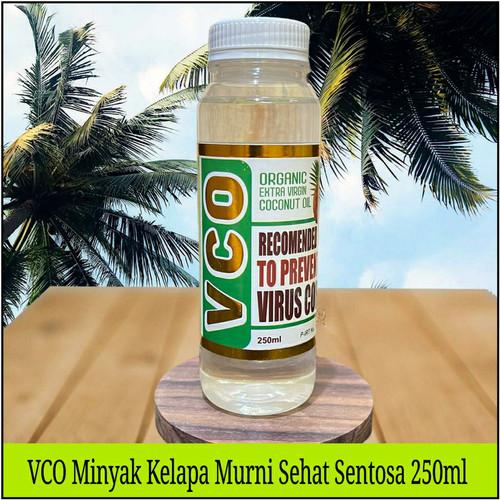 Foto Produk Distributor VCO Minyak Kelapa Murni 250 Ml | VCO Virgin Coconut Oil dari Sumber & Waras