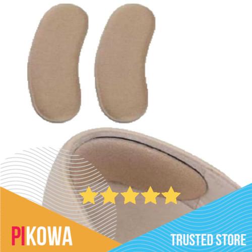 Foto Produk 4D Heel Liners Bantalan Tumit Sepatu Olahraga Kantor Anti Lecet Empuk - Hitam dari Pikowa Shop