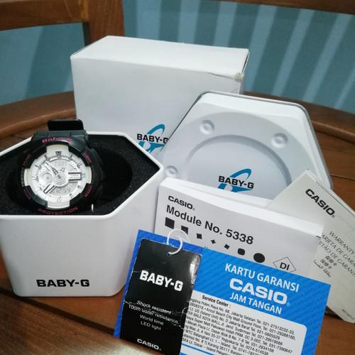 Foto Produk Jam Tangan Casio G Shock Baby G BA 110 Original dari Carport Sale