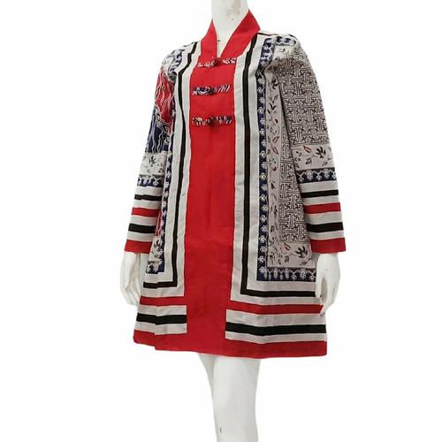 Foto Produk seragam batik kantor tunik wanita dari Batik Sri