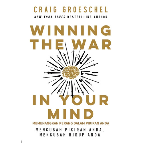 Foto Produk Memenangkan Perang dalam Pikiran Anda - Craig Groeschel - Buku Rohani dari Light Publishing