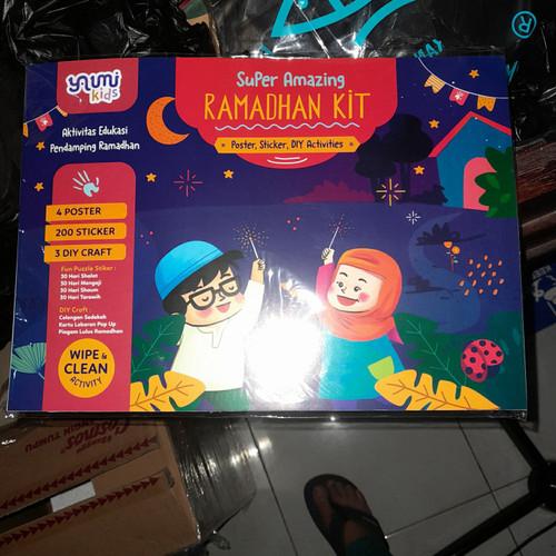 Foto Produk SPARK: Super Amazing Ramadhan Kit | Aktivitas Anak 30 Hari Ramadhan - READY dari BBOOKZ STORE