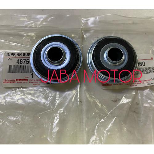 Foto Produk Karet Support shockbreaker belakang Vios-Limo bagian bawah original dari JABA MOTOR TOYOTA