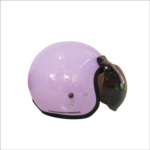 Foto Produk Helm Bogo Retro ANT Classico Purple Pastel + Kaca Helm dari GudangHelm