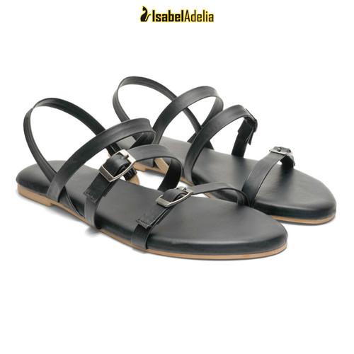 Foto Produk IsabelAdelia NARA Sandals Tali - Hitam, 37 dari Isabel adelia official
