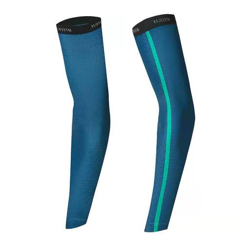 Foto Produk Arm Sleeve Mysenlan Skytree MCZAW001D NAVY BLUE UV Protection dari FittoBike