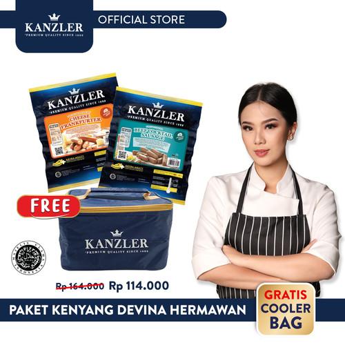 Foto Produk Paket Kenyang Kanzler x Devina Hermawan dari Kanzler Official Store