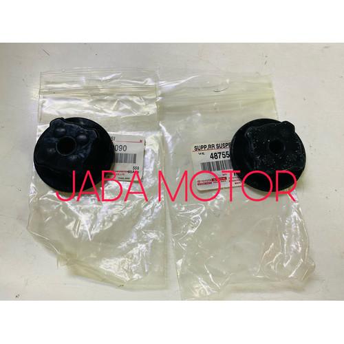 Foto Produk Karet support shockbreaker belakang vios-Limo old bagian atas Original dari JABA MOTOR TOYOTA