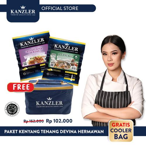 Foto Produk Paket Kenyang Tenang Kanzler x Devina Hermawan dari Kanzler Official Store