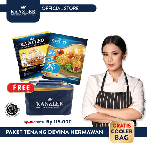 Foto Produk Paket Tenang Kanzler x Devina Hermawan dari Kanzler Official Store