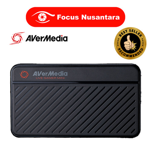 Foto Produk AVERMEDIA Live Gamer Mini dari Focus Nusantara