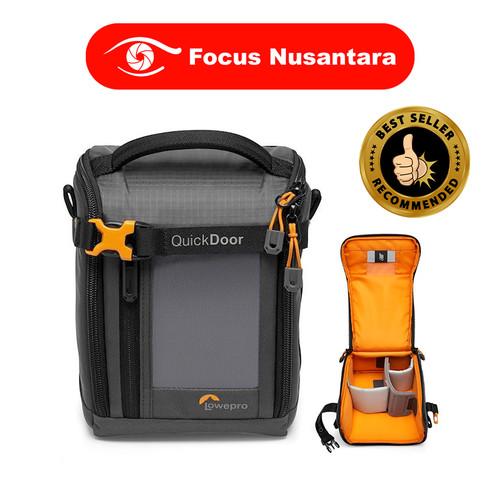 Foto Produk LOWEPRO Gearup Camera Box M II (Dark Grey) dari Focus Nusantara