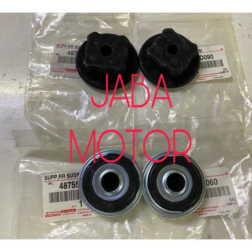 Foto Produk Karet shockbreaker belakang-Support shockbreaker belakang vios Ori dari JABA MOTOR TOYOTA