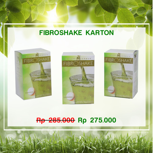 Foto Produk FIBROSHAKE KARTON dari Karnus Store