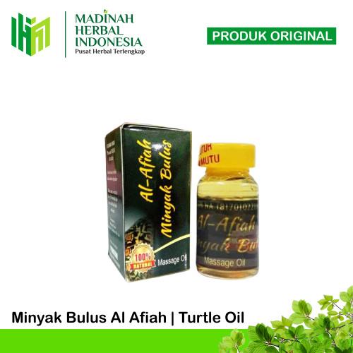 Foto Produk MINYAK BULUS AL AFIAH | TURTLE OIL dari Madinah Herbal Indonesia