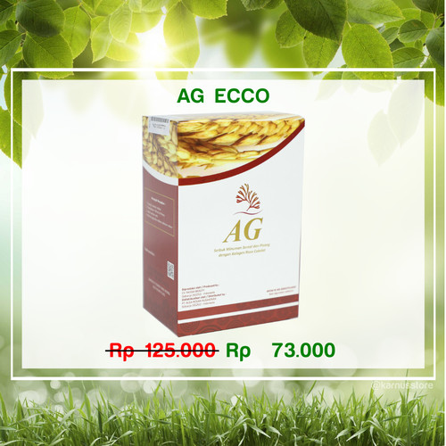 Foto Produk ALGA GOLD ECCO dari Karnus Store