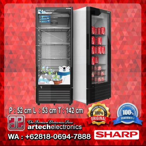 Foto Produk SHARP Kulkas Display Showcase SCH-210 FS dari Artech Electronics Medan