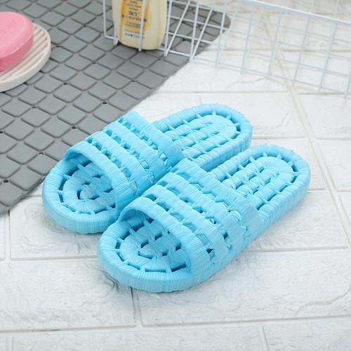 Foto Produk Sandal Rumah Sandal Toilet Lucu & Elegan - Biru, 36/37 dari Alomi Shoes
