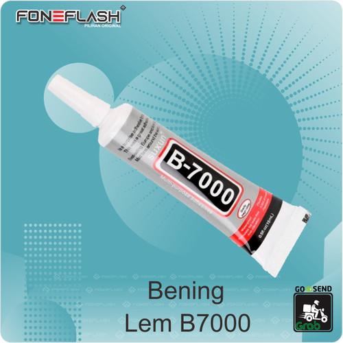 Foto Produk Adhesive Lem Tape B7000 Perekat Backdoor Casing Frame LCD B 7000 TS HP - B7000 15ml dari foneflash