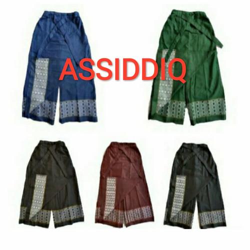 Foto Produk Sarung celana anak 4-6th - Biru, 4-5 tahun dari Assiddiq store