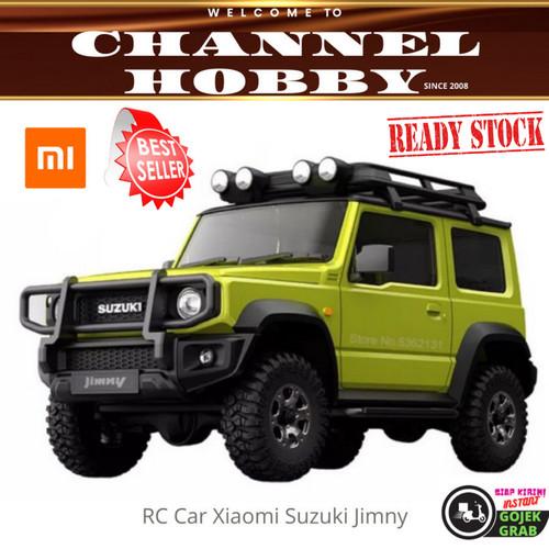Foto Produk XIAOMI Rc car Suzuki Jimny dari Channel Hobby