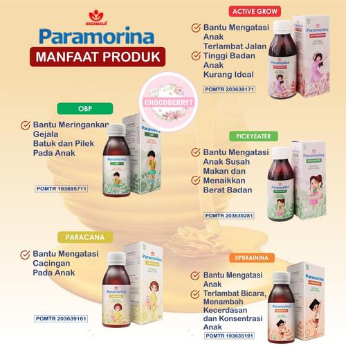 Foto Produk Paramorina Madu Herbal Anak Vitabumin Paramorina - OBP dari chocoberry7