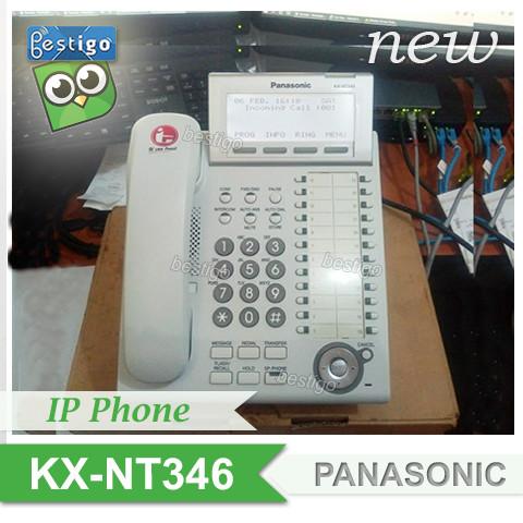 Foto Produk IP Phone Panasonic KX-NT346 dari BESTIGO PABX TELEPON