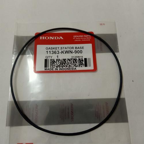 Foto Produk Oring gasket stator base magnit Honda Vario 125 150 techno KWN Pcx dari IDR MTR Shop