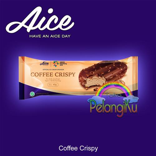 Foto Produk Es Krim AICE Coffee Crispy dari Toko Pelangiku