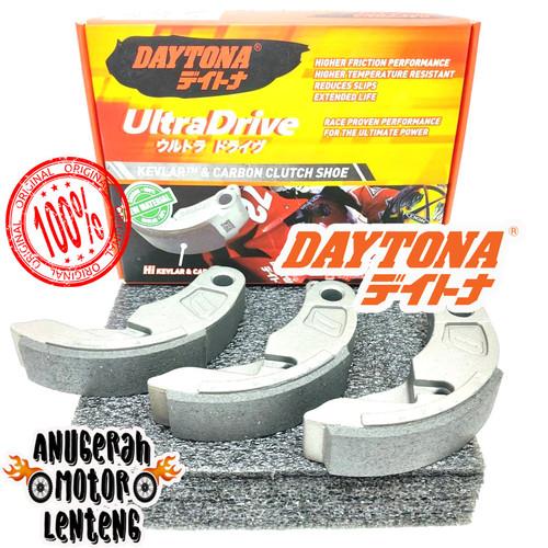 Foto Produk Kampas Ganda Kevlar / Kevlar Clutch Shoe Daytona Yamaha NMax dari Anugerah Lenteng